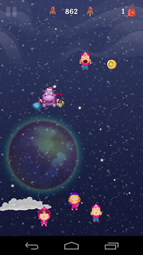 【免費街機App】Air Hippo-APP點子