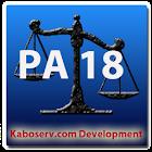 PALaw - Title 18 - Criminal icon