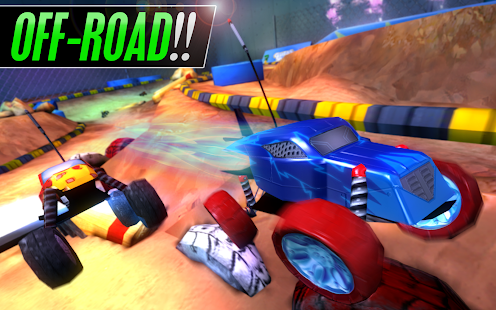 Touch Racing 2 Screenshot 10