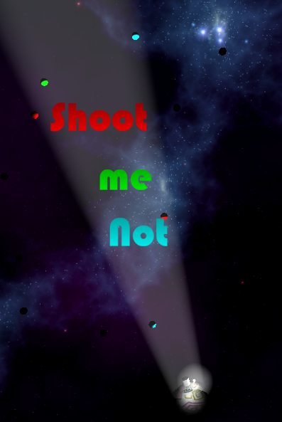 Shoot me NOT- screenshot