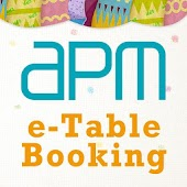 apm e-Table Booking