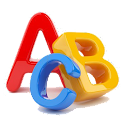 Remember Game English Alphabet logo