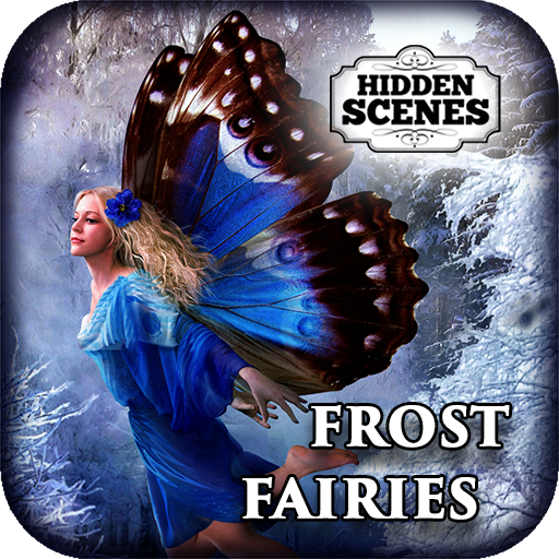 Hidden Scenes - Frost Fairies 解謎 App LOGO-APP試玩
