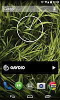 Screenshot of Gaydio