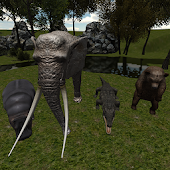 Zoo Animals Tour 3D