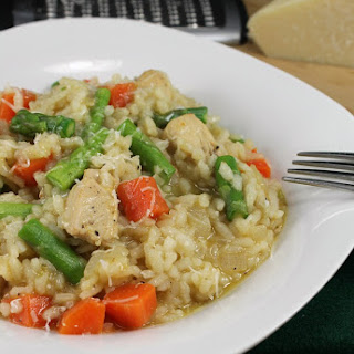 One Pot Chicken & Rice {with vegetables}