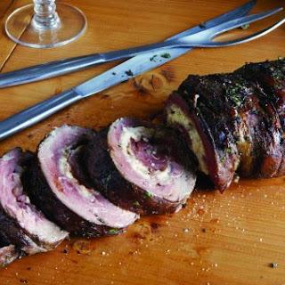 "Beef Tenderloin ""Rosa Di Parma"""