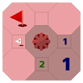 Polygons Mine Sweeper