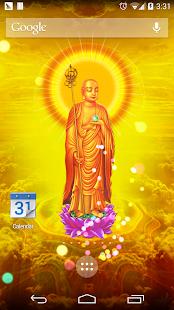 佛祖財神菩薩壁纸