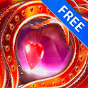 3D Heart Valentine Dance Free icon