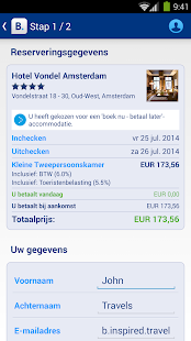 Booking.com - 700.000+ hotels- screenshot thumbnail
