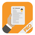 Super Resume Builder Pro, CV icon