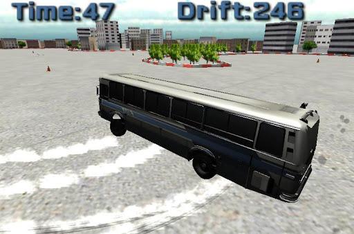 Bus Drift Simulator 3D