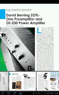 Hi-Fi Plus Magazine - screenshot thumbnail