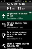 Screenshot of Farmacia Guardia