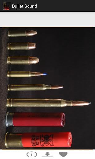 Bullet Sound