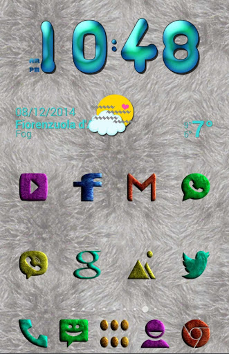 Fur - icon pack