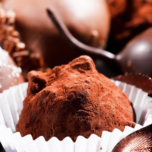 チョコレートパズル 休閒 LOGO-玩APPs