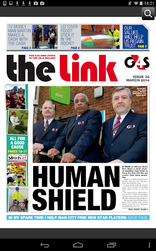 G4S The Link