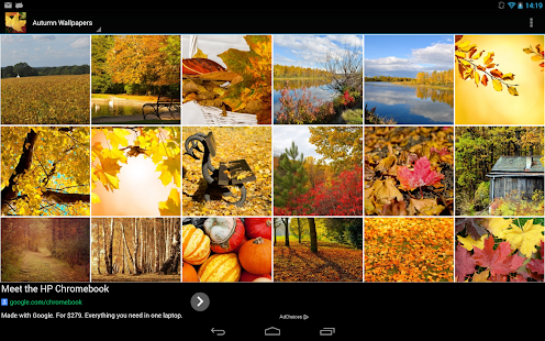 Autumn Wallpapers- screenshot thumbnail