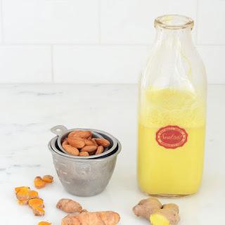 Turmeric Root Milk