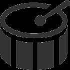 Drumpad icon