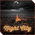 XPERIA™ Theme NightCity icon
