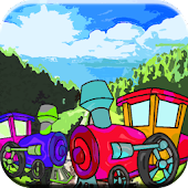 Steam Train Cartoon free