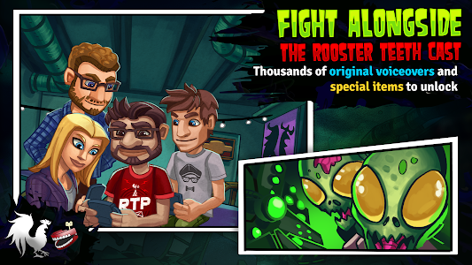 Rooster Teeth vs. Zombiens v1.0.4
