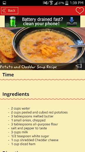 Easy Clam Chowder Recipes|玩程式庫與試用程式App免費|玩APPs
