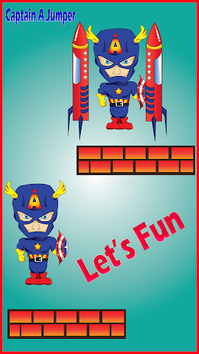 Captain A Jumper Game Free