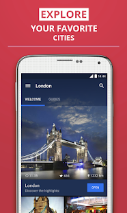 London Premium Guide- screenshot thumbnail
