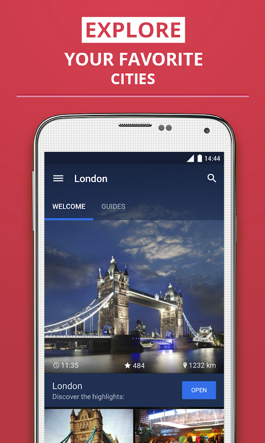 London Premium Guide - screenshot