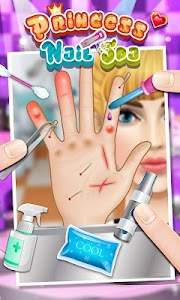 Princess Nail Salon v2.0.4