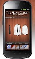 Screenshot of The Man's Closet Pro