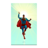 Flashlight Superman LED Torch