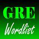 GRE Wordlist