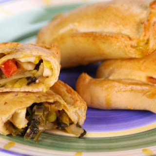 Vegetable Empanadas Recipes.