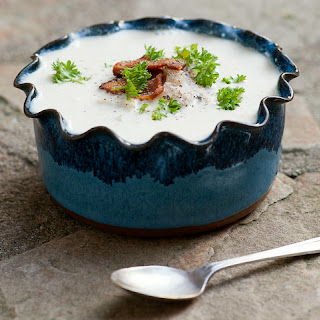 Chilled Clam Chowder