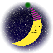 MoonYawn night clock