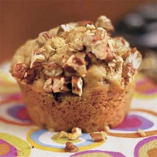 Brown Sugar-Banana Muffins.