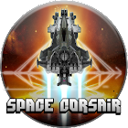 Space corsair icon