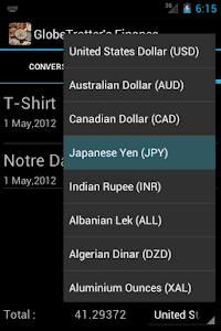 Currency Converter n Manager screenshot 4