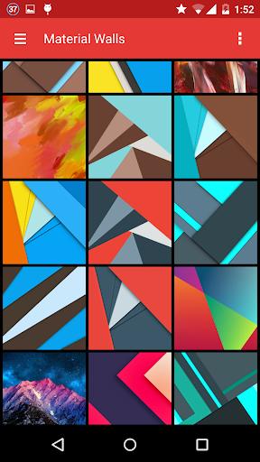 Material Wallpapers Cloud