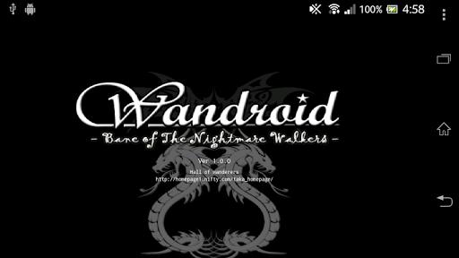 【免費角色扮演App】Wandroid #6 BNW-APP點子