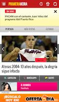 Screenshot of Primera Hora