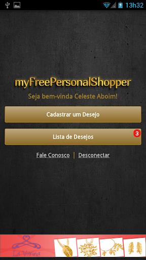 myFreePersonalShopper