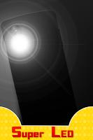 Screenshot of Super-Brightest Flashlight