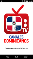 Screenshot of Canales Dominicanos