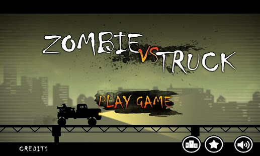 Zombie vs Truck - screenshot thumbnail